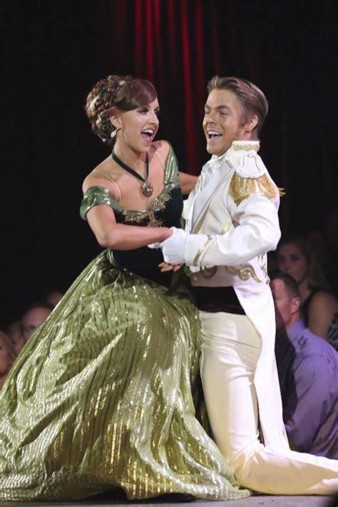 nastia liukin dancing   stars tango video season