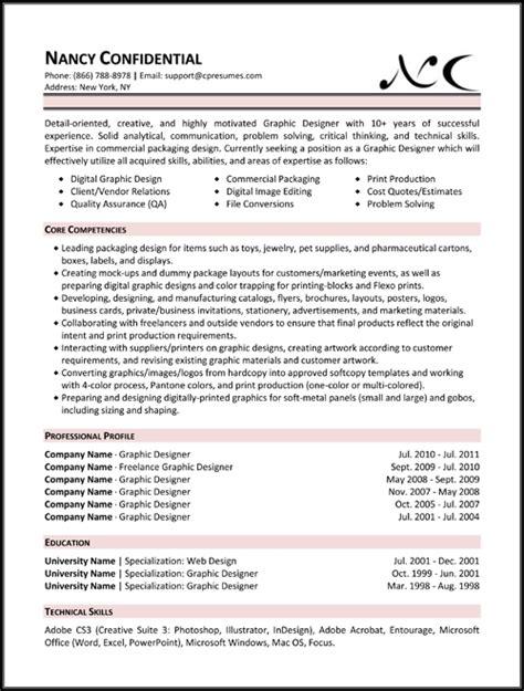 skills based resume exles the best resume