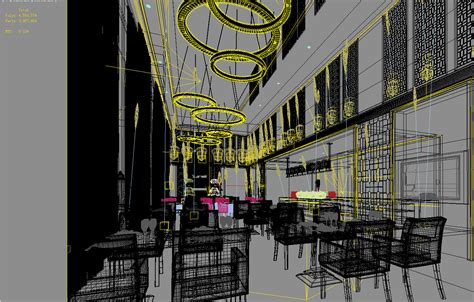 concept of chandelier restaurant for suggestions