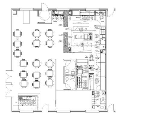 plan cuisine restaurant inspiration 60 fast food restaurant floor plan design