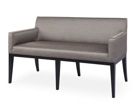 Lfsb-007 Fabric Upholstered Banquet Seating Long Bench