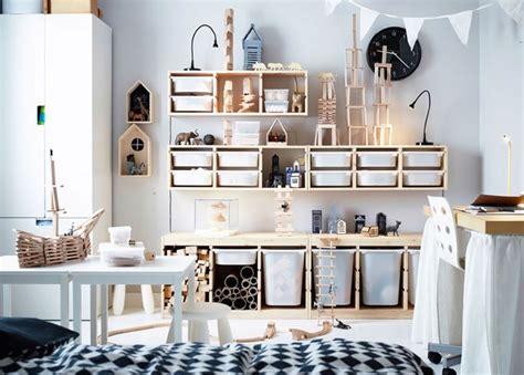 meubles ikea chambre idée rangement chambre enfant avec meubles ikea