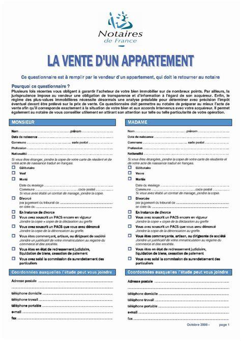 vendre un appartement immobilier vitr 233 notaire chaudet
