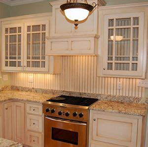 wainscoting backsplash kitchen wainscoting backsplash ideas classic quality and handcrafted look beadboard backsplashes