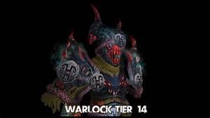 Warlock Tier 14 Armor Set