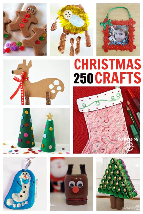 250 of the best christmas crafts fullact trending
