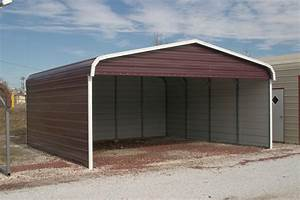 Carport Vor Garage : carport metal carports and garages ~ Sanjose-hotels-ca.com Haus und Dekorationen