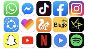 Whatsapp Most Downloaded App Globally  Tiktok Leads App