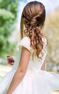 Coiffure Petite Fille Facile : coiffure petite fille cheveux court tendances 2016 2017 ~ Dallasstarsshop.com Idées de Décoration
