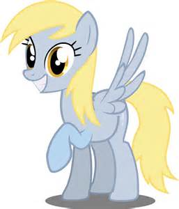 MLP Cute Derpy Hooves