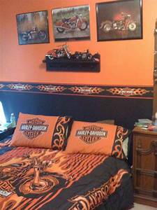 simple 90 harley davidson orange interior wall paint With kitchen colors with white cabinets with harley davidson wall art metal