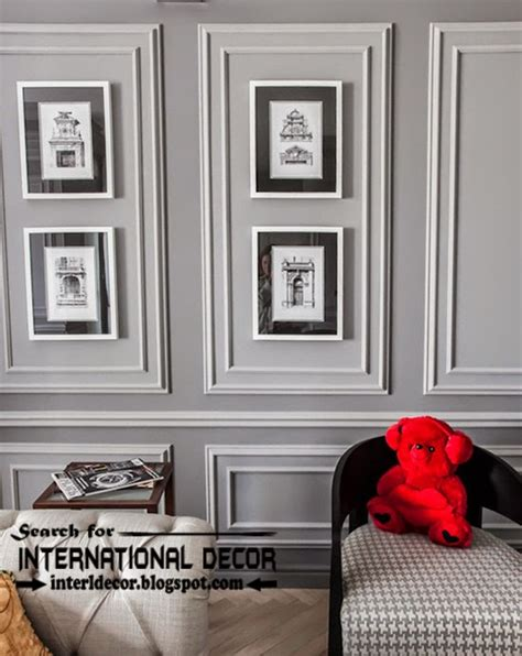molding for walls gallery decorative wall molding or wall moulding designs ideas