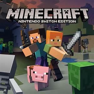 Minecraft Nintendo Switch Edition Nintendo Switch