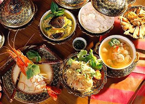cuisine thailandaise traditionnelle la cuisine thaïlandaise canada