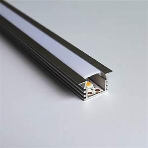 Led Strip Profil : 5 15 pieces ts10 led strip profile aluminium profile for led strips led strip aluminum channel ~ Buech-reservation.com Haus und Dekorationen
