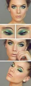 Maquillage Yeux Tuto : tuto maquillage yeux description maquillage bleu argent pour les yeux marron with tuto ~ Nature-et-papiers.com Idées de Décoration