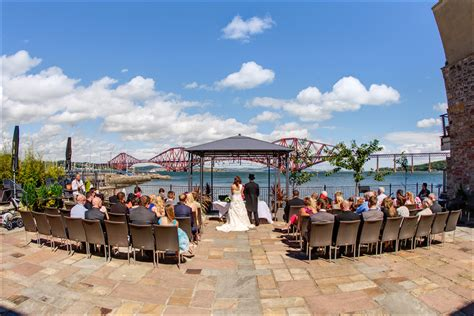 Pier South by Orocco Pier South Queensferry Wedding