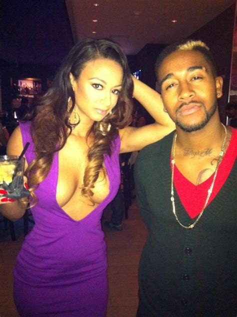 draya michele steps    barely  outfit