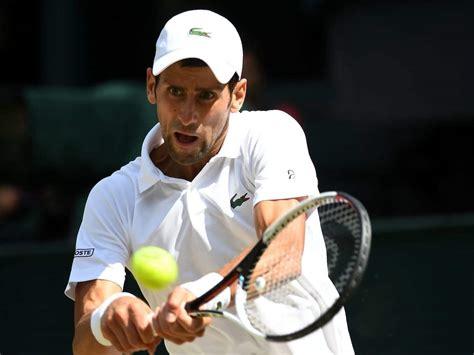 Official tennis player profile of novak djokovic on the atp tour. Novak Djokovic dedicates US Open title to Nadal and Federer