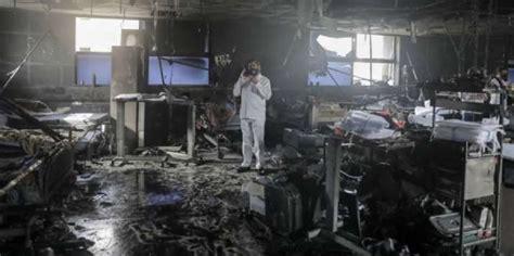 Palghar Covid Hospital Fire: Victim families allege staff ...