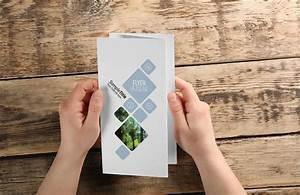 Dépliants / Plaquettes Publicitaire 3 volets 6 pages Impression Couleur Recto et Verso quadri