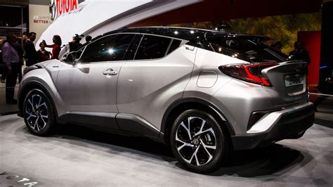 toyotas   hr   small crossover youve