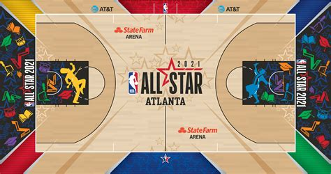Lillard and doncic tied for a starting spot, but doncic's lead. All-Star 2021 game court to represent HBCU spirit | NBA.com