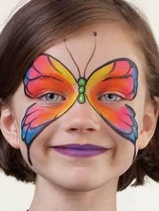 Maquillage Enfant Facile : artiste nick wolfe plus maquillage visage pinterest ~ Melissatoandfro.com Idées de Décoration