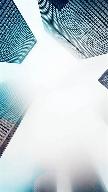 Simple Architecture Building Iphone Fog My21 Papers