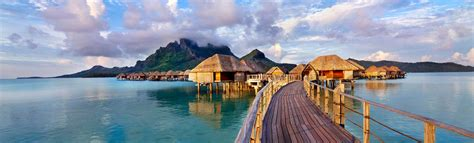 Overwater Bungalows Fiji, Tahiti, Maldives  Travel Associates