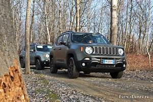 Jeep Renegade Essai : essai jeep renegade la plus petite des jeep french driver ~ Medecine-chirurgie-esthetiques.com Avis de Voitures