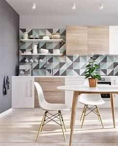 Sofa Nordischer Stil : skandinavischer stil geometrische figuren und muster in ~ Michelbontemps.com Haus und Dekorationen