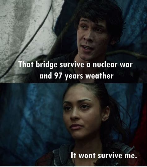 The 100 Quotes 31 Best The 100 Quotes Images On The 100
