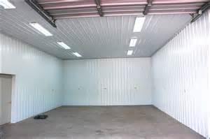 Pole Barn Interior Panels