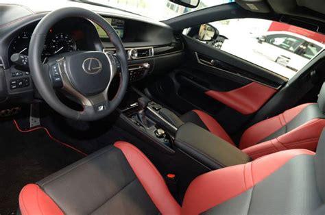 lexus crafted  interior