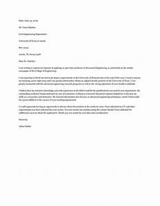 Resume Adjunct Professor Professor Cover Letter Sample For Teaching Position