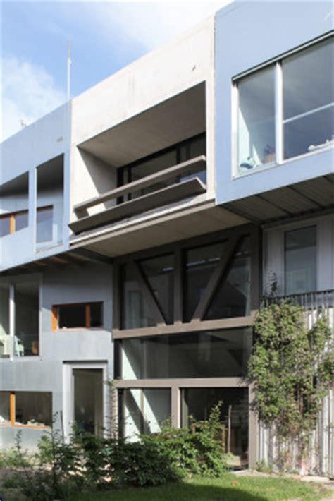 Stadthaus B14 In Berlin by Objekt Details Beton Org