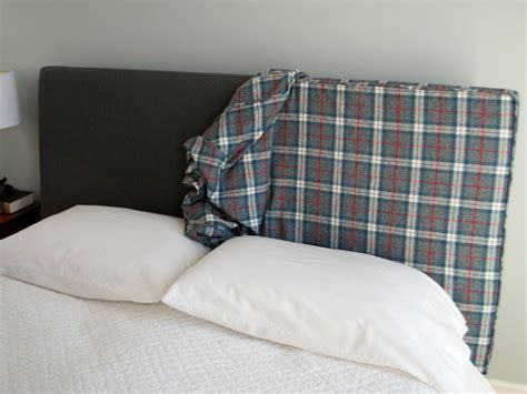 How To Sew A Slipcover For A Headboard