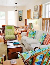 beach cottage decor Beach Cottage Style House Tour - Thistlewood Farm