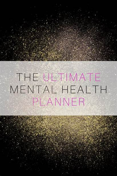 Planner Mental Health Resources Transformation