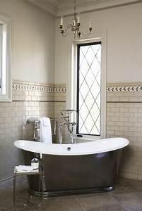 Waterworks Candide Freestanding Oval Bathtub French