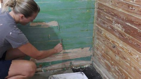 What Are The Best Ways To Strip Paint From A Plaster Wall