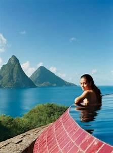 honeymoon jade mountain st lucia 2066524 weddbook With honeymoon in st lucia