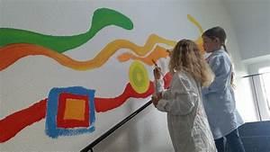 Kunst An Der Wand : kunst an der wand ggs stallberg ~ Markanthonyermac.com Haus und Dekorationen