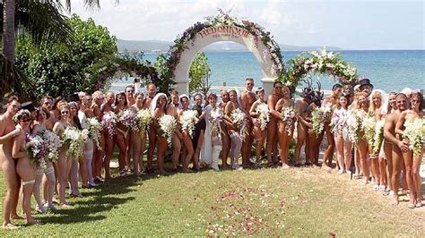 Nude Wedding Jewish Business Newsjewish Business News