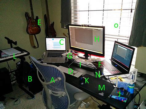 bonusxp indie game developers typical programmers home
