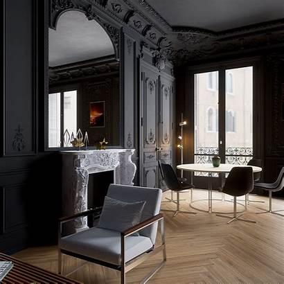 Neoclassical Interior Artstation Unreal Engine