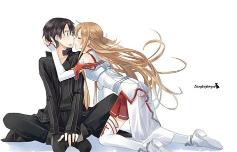 Anime Wallpaper Creator - picture of 10 anime couples to make the lonely lonelier on