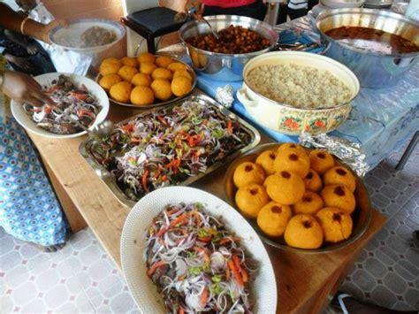 cuisine et mets gastronomie ivoirienne top 5 des plats importés