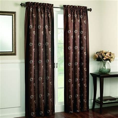 Kohls Bay Window Curtains by Floral Curtains At Kohl S Window Treatments